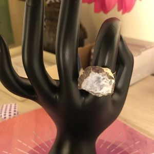 Jewelry - Natural Rock Statement Ring